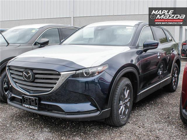 2019 Mazda CX-9 GS (Stk: 19-344) in Vaughan - Image 1 of 5
