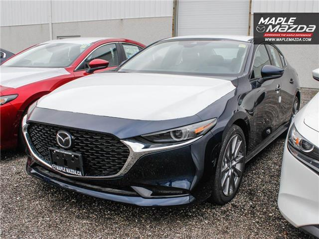 2019 Mazda Mazda3 GT (Stk: 19-371) in Vaughan - Image 1 of 5