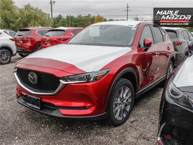2019 Mazda CX-5 GT w/Turbo (Stk: 19-372) in Vaughan - Image 1 of 4