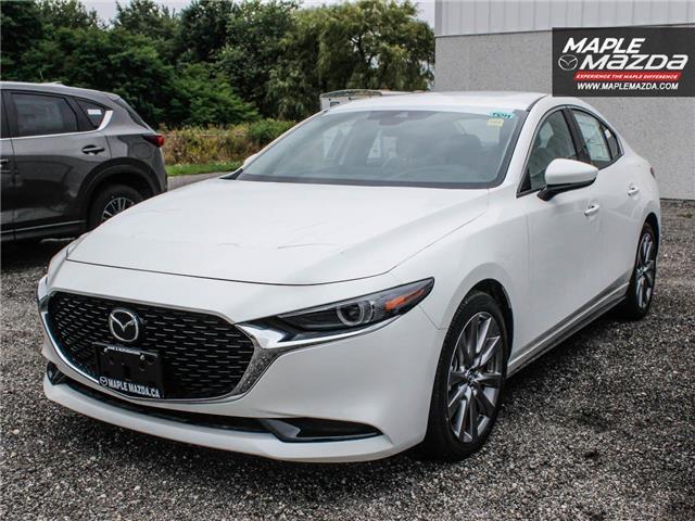 2019 Mazda Mazda3 GT (Stk: 19-376) in Vaughan - Image 1 of 5