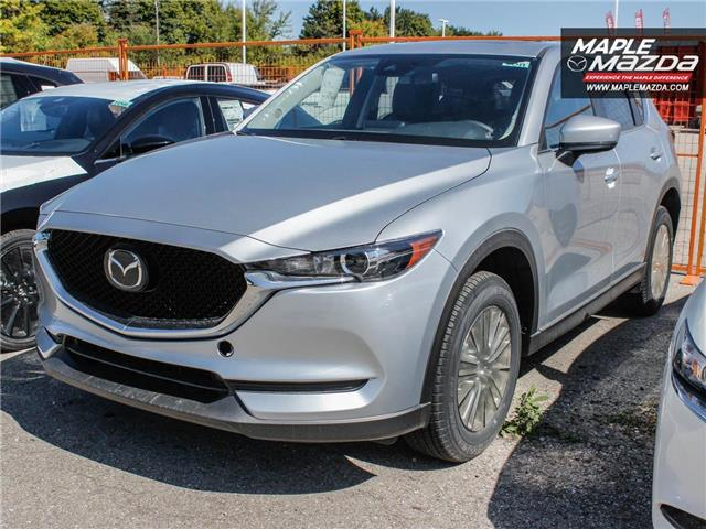 2019 Mazda CX-5 GS (Stk: 19-390) in Vaughan - Image 1 of 4