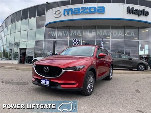 2019 Mazda CX-5 GT w/Turbo (Stk: 19-449) in Vaughan - Image 1 of 21