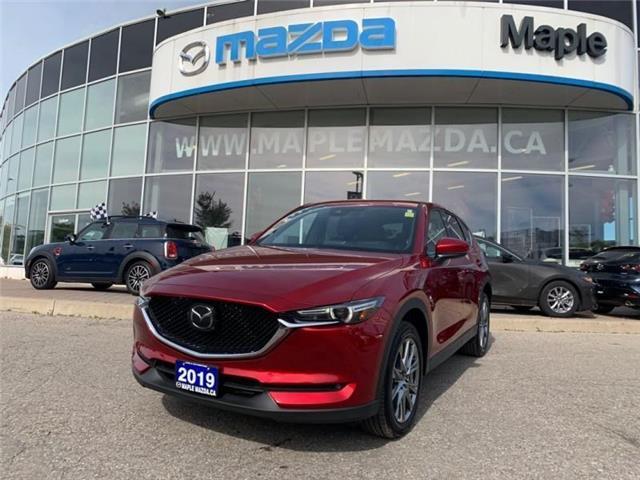 2019 Mazda CX-5 Signature (Stk: 19-450) in Vaughan - Image 1 of 22