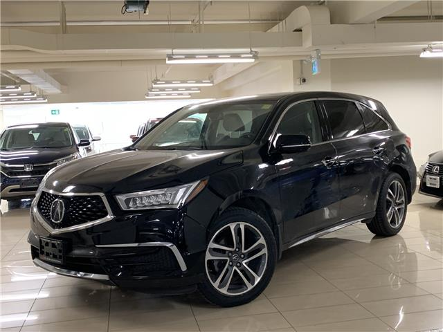 2018 Acura MDX Navigation Package (Stk: M12965A) in Toronto - Image 1 of 35