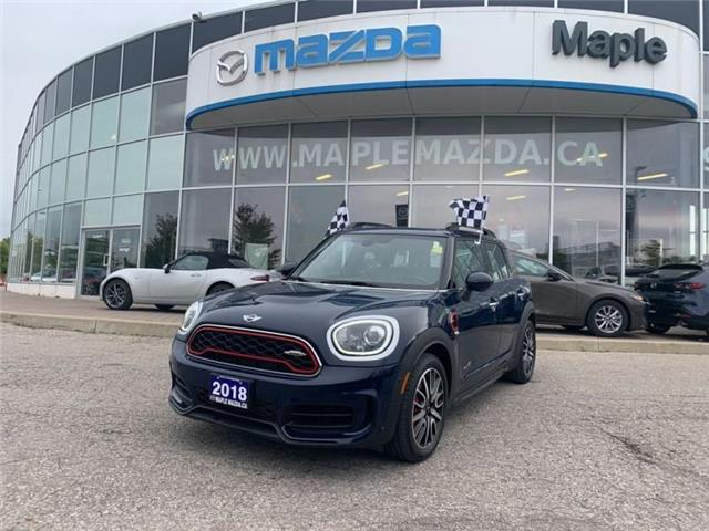 2018 MINI Countryman John Cooper Works (Stk: 19-066A) in Vaughan - Image 1 of 21