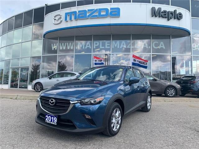 2019 Mazda CX-3 GS (Stk: P-1227) in Vaughan - Image 1 of 20