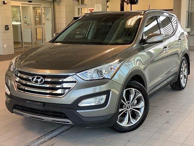 2014 Hyundai Santa Fe Sport 2.0T Limited (Stk: 1533A) in Kingston - Image 1 of 30