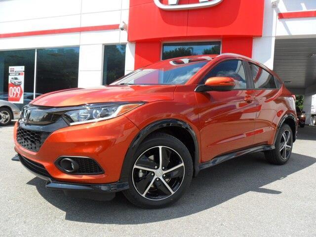 2019 Honda HR-V Sport (Stk: 10723) in Brockville - Image 1 of 24