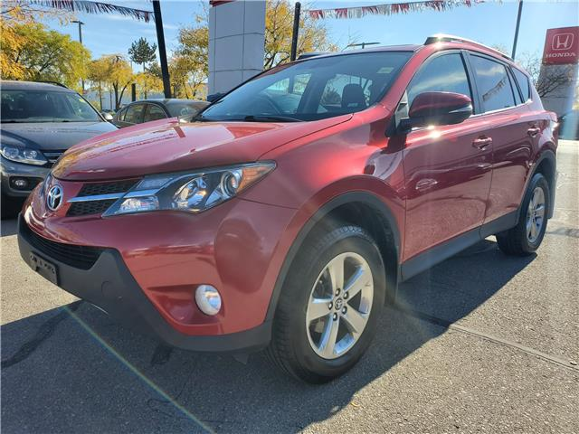 2015 Toyota RAV4 XLE (Stk: HC2536A) in Mississauga - Image 1 of 21