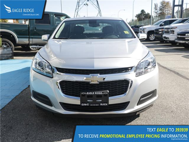 2016 Chevrolet Malibu Limited LT (Stk: 167724) in Coquitlam - Image 2 of 14