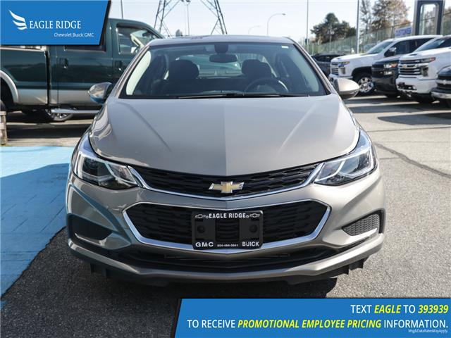 2018 Chevrolet Cruze LT Auto (Stk: 189516) in Coquitlam - Image 2 of 17