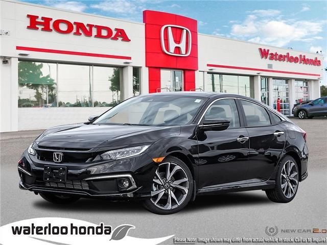 2019 Honda Civic Touring (Stk: H6344) in Waterloo - Image 1 of 23