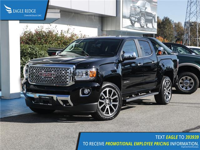 2020 GMC Canyon Denali (Stk: 08006A) in Coquitlam - Image 1 of 17