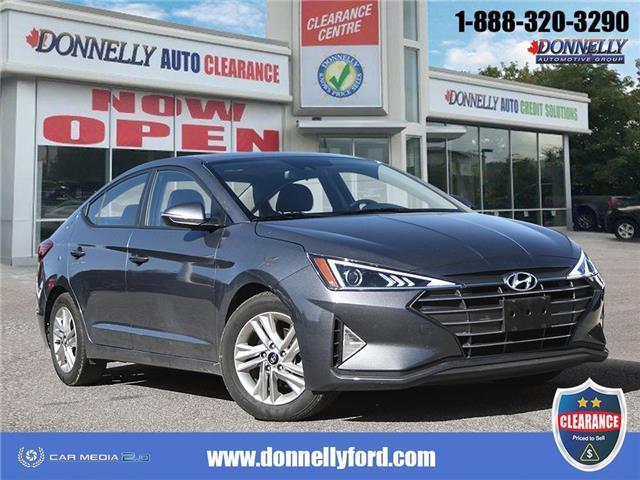 2019 Hyundai Elantra Preferred (Stk: CLDUR6269) in Ottawa - Image 1 of 28