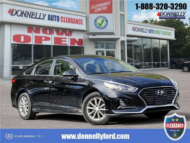 2019 Hyundai Sonata  (Stk: CLDUR6282) in Ottawa - Image 1 of 28