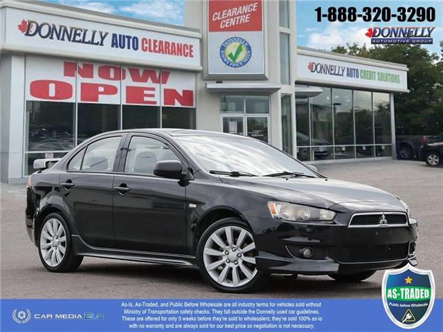 2009 Mitsubishi Lancer GTS (Stk: PBWDS1433C) in Ottawa - Image 1 of 28
