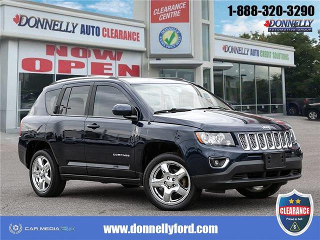 2014 Jeep Compass Limited (Stk: CLDUR6169A) in Ottawa - Image 1 of 30