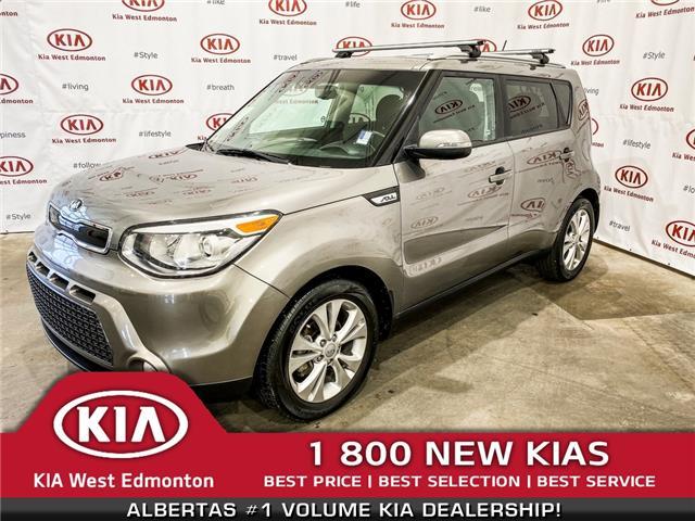 2014 Kia Soul EX (Stk: 21575A) in Edmonton - Image 1 of 35