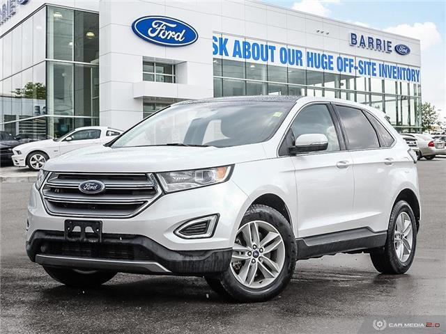 2016 Ford Edge SEL (Stk: T1296A) in Barrie - Image 1 of 8