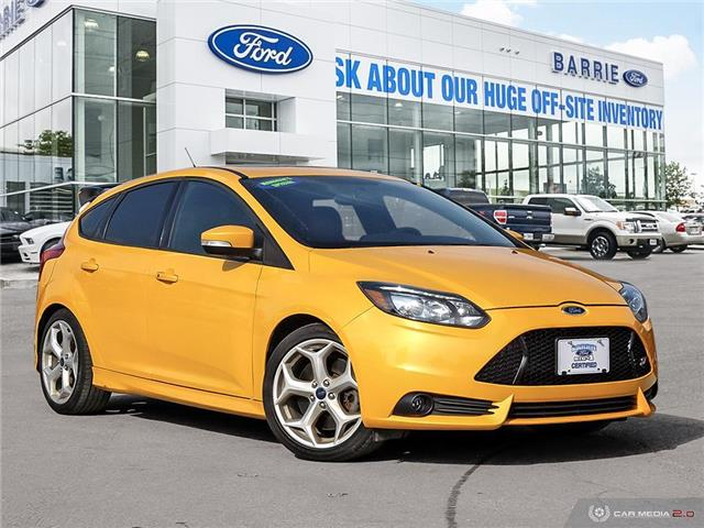 2014 Ford Focus ST Base (Stk: T1109C) in Barrie - Image 1 of 27