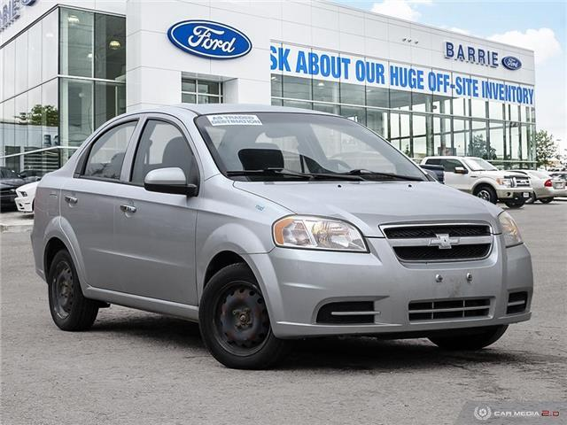 2011 Chevrolet Aveo  (Stk: T1134C) in Barrie - Image 1 of 8