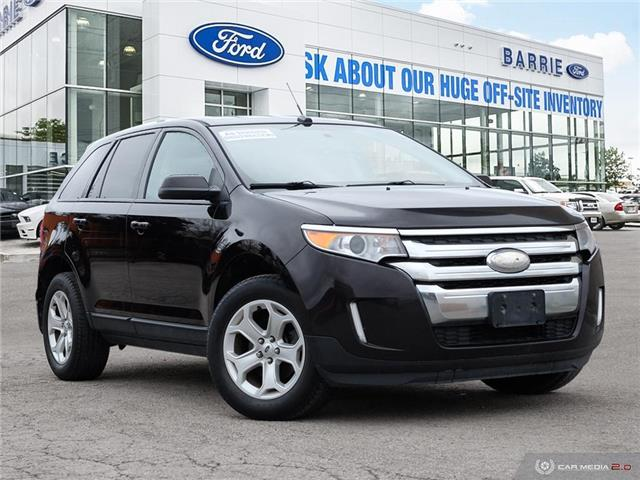2013 Ford Edge SEL (Stk: 6423A) in Barrie - Image 1 of 8