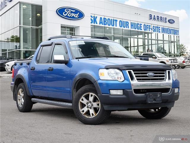 2010 Ford Explorer Sport Trac XLT (Stk: T1246A) in Barrie - Image 1 of 8