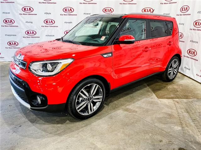 2019 Kia Soul EX Tech (Stk: 21497) in Edmonton - Image 1 of 39