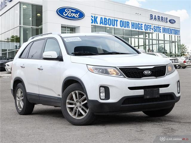 2015 Kia Sorento LX (Stk: T1600A) in Barrie - Image 1 of 8