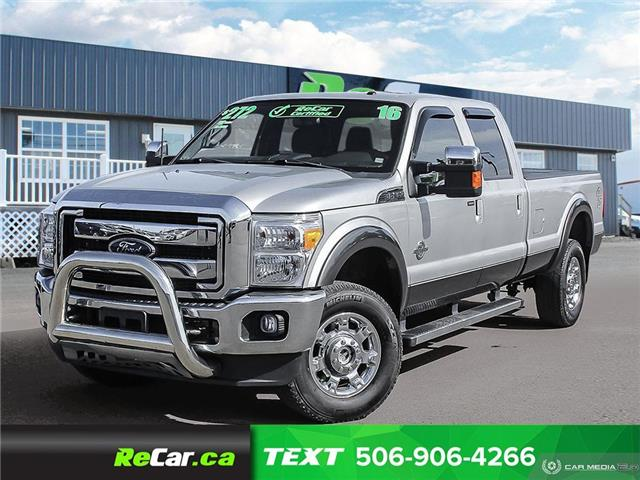 2016 Ford F-350 Lariat 1FT8W3BT0GEA18439 190781A in Fredericton