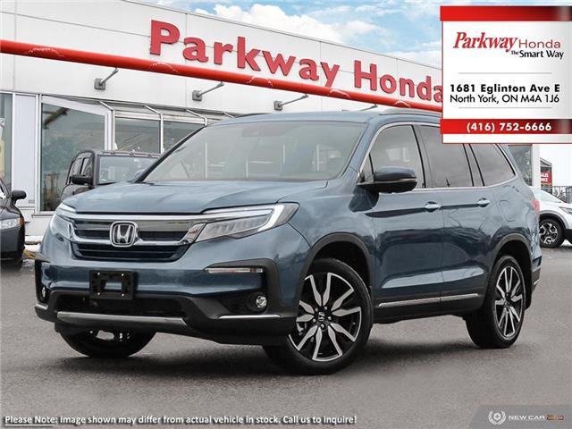 2020 Honda Pilot Touring 7P (Stk: 23020) in North York - Image 1 of 23