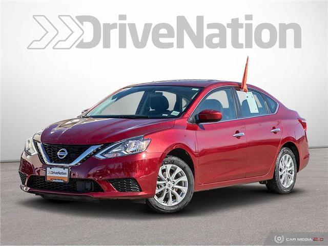 2018 Nissan Sentra 1.8 SV (Stk: NE253) in Calgary - Image 1 of 27