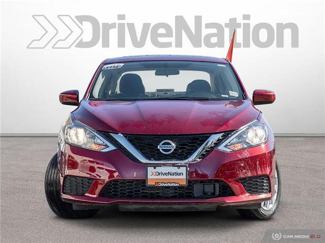 2018 Nissan Sentra 1.8 SV (Stk: NE253) in Calgary - Image 2 of 27