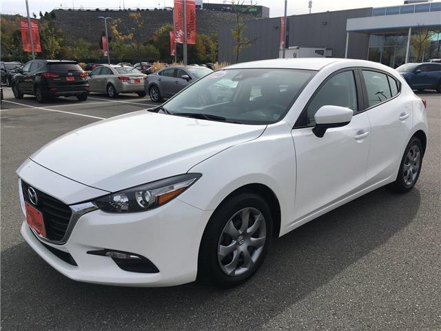 2018 Mazda Mazda3 Sport GX (Stk: F148140A) in Saint John - Image 1 of 31