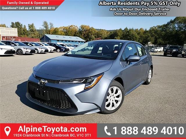 2020 Toyota Corolla LE (Stk: P047503) in Cranbrook - Image 1 of 21