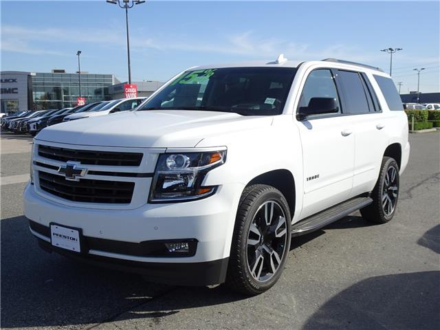 2019 Chevrolet Tahoe Premier (Stk: 9019350) in Langley City - Image 1 of 6