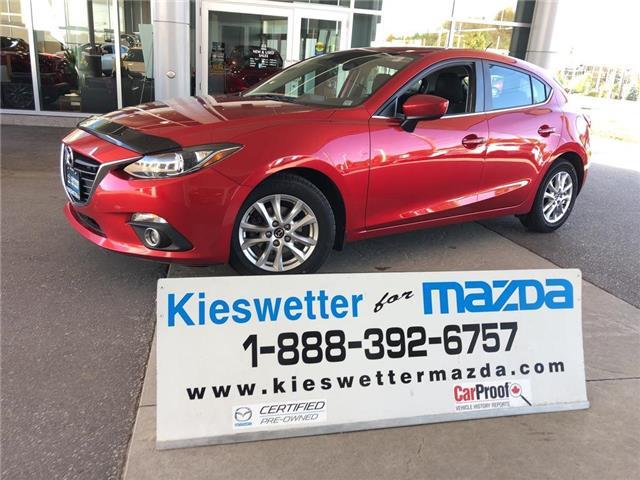 2016 Mazda Mazda3 Sport GS (Stk: 35842A) in Kitchener - Image 1 of 30