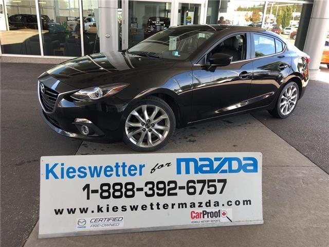 2015 Mazda Mazda3 GT (Stk: U3886) in Kitchener - Image 1 of 26