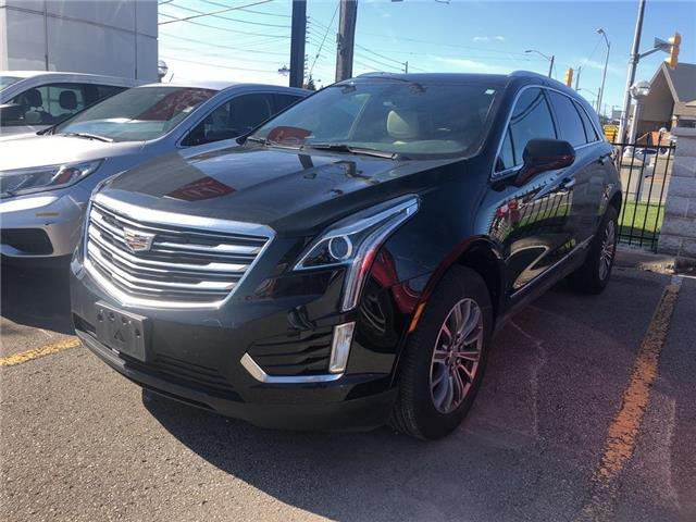 2017 Cadillac XT5 Luxury (Stk: 58987EA) in Scarborough - Image 1 of 1