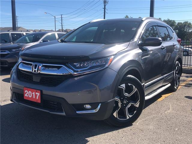 2017 Honda CR-V Touring (Stk: 58699A) in Scarborough - Image 1 of 20
