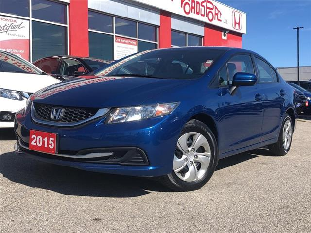 2015 Honda Civic LX (Stk: 58019A) in Scarborough - Image 1 of 20