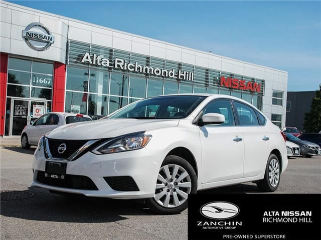 2018 Nissan Sentra 1.8 S (Stk: RU2730) in Richmond Hill - Image 1 of 20