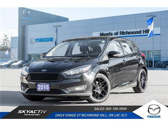 2016 Ford Focus SE (Stk: 19-193A) in Richmond Hill - Image 1 of 18