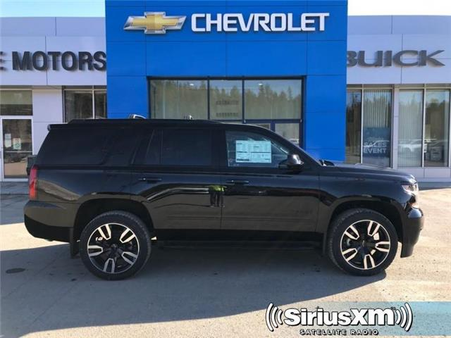 2019 Chevrolet Tahoe Premier (Stk: 7190990) in Whitehorse - Image 1 of 30