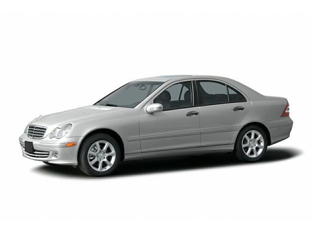 Used 2004 Mercedes-Benz C-Class Classic  - Coquitlam - Eagle Ridge Chevrolet Buick GMC