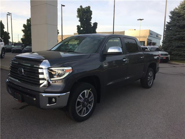 2020 Toyota Tundra Platinum (Stk: 8666) in Barrie - Image 1 of 15
