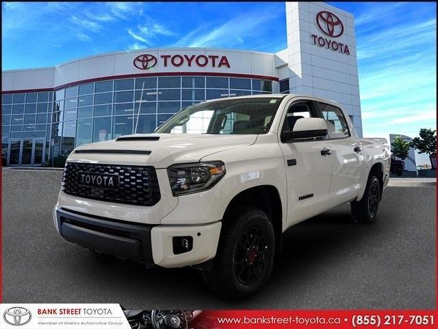 2019 Toyota Tundra SR5 Plus 5.7L V8 (Stk: 27512) in Ottawa - Image 1 of 21