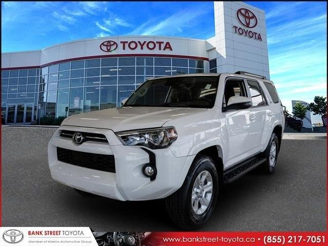 2020 Toyota 4Runner Base (Stk: 27761) in Ottawa - Image 1 of 24