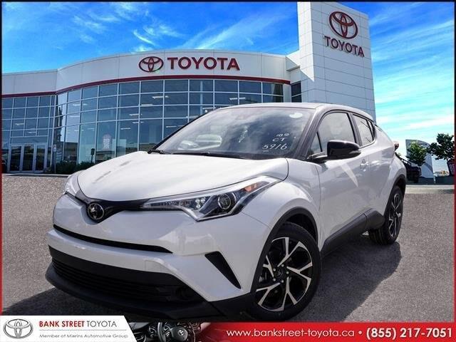 2019 Toyota C-HR Base (Stk: 27806) in Ottawa - Image 1 of 23