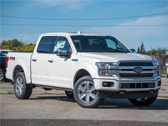2019 Ford F-150 Platinum (Stk: 19F11069) in St. Catharines - Image 1 of 22
